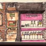 ร้านกาแฟเจ้าประจำกับมุมนึงของร้านที่ไม่เคยเห็น