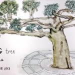 Big Tree in Lindau
