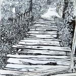 สะพานไม้ในความทรงจำ