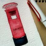 ตู้ไปรษณีย์ – โปสการ์ดจาก London