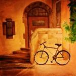 จักรยานลึกลับแห่งฤดูใบไม้ผลิ