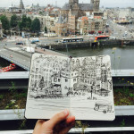 Amsterdam and Belgium 2015