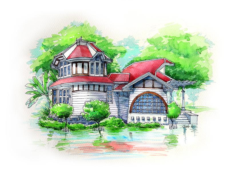Mekhala Ruchi Pavilion